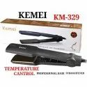 KM-329 Professional Hair Straightener