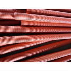2 Inch HDPE Corrugated Hose Pipe, For Water, Thickness: 3 Mm
