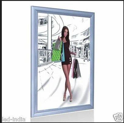 Sliver Led Digital Changing Photo Frame Led India Id 18715366855