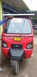 Solar E-Rickshaw Conversion Kit