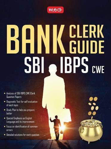 Bank Clerk Guide Sbi Ibps Cwe