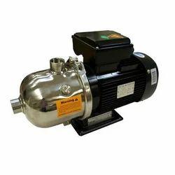 Three Phase Stainless Steel Mono Pump, Motor Speed: 1400 RPM