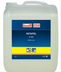 G 505 METAPOL METAL POLISH, Packaging Size: 5 Litre, Packaging Type: Cans