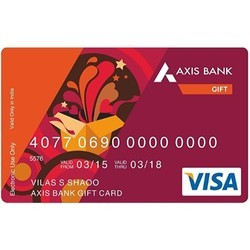 Bank Cards - Axis Bank / HDFC Bank / ICICI Bank