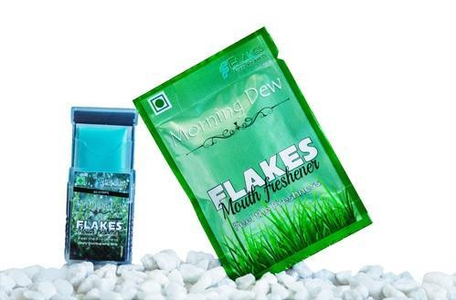 Flakes Mouth Freshener Morning Dew (30 Strips)