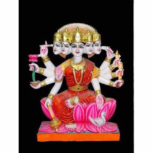 Panchmukhi Gayatri Statue