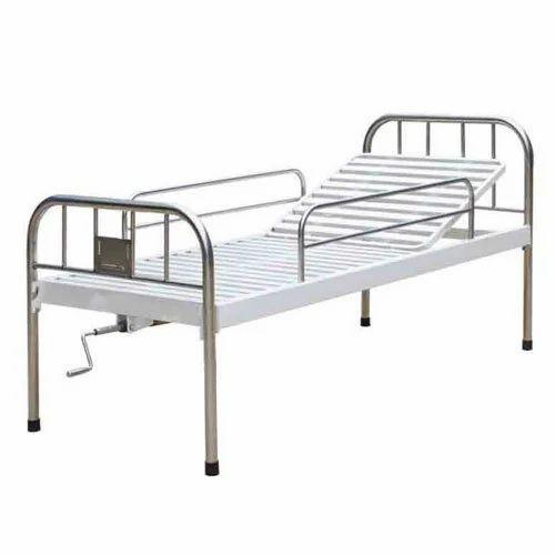 Steel Hospital Bed