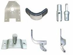 High Quality Aluminium/Steel Tarp Parts