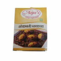 Aajee's Egg Curry Masala