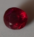 Natural Blood Red Ruby-1.30 carat