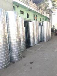 Round Ducting Installation Service