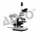 Trinocular Ore Microscope