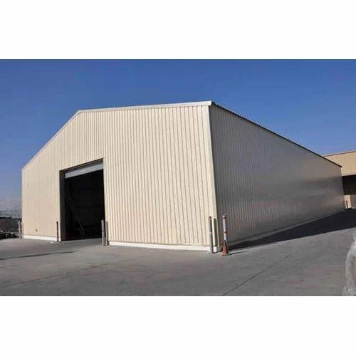 Steel Prefabricated Warehouse