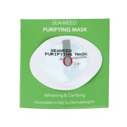 O3  Brightening Seaweed Purifying Mask for Instant Skin Whitening and Purifying for All Skin type 5g