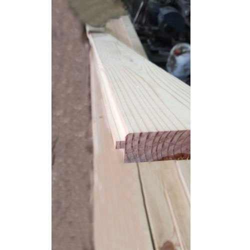 Pinewood Wooden Wall Panel, Thickness: 10-42 mm