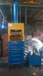 Hydraulic Pet Bottle Baling Press 30 Ton