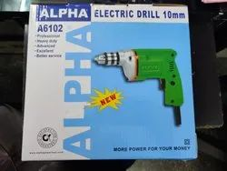 Alpha Electric Drill 10mm