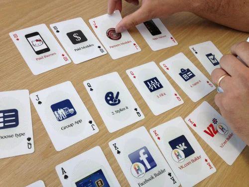 Bathija Enterprises - Manufacturer of Designer Playing Card ...