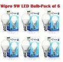Wipro 9W LED Bulb Cool Day Light