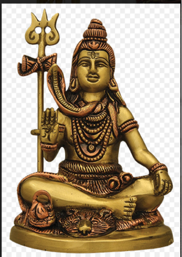 Shiva Idol with Soolam