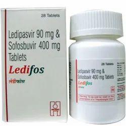 Ledifos Ledipasvir and Sofosbuvir Tablet