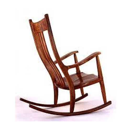 Rocking Easy Wooden Chair