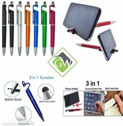 3 In 1 Stylus Pen
