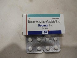 Decmax 8 mg Dexamethasone Tablets