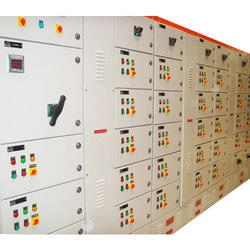 Mild Steel MCC Electric Panel, 220V