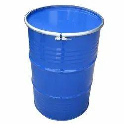 Chemicals Mild Steel 200 Liters MS Barrel Full Open Top, Capacity: 200-250 litres