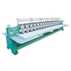 High Speed Mix Chenille Embroidery Machine
