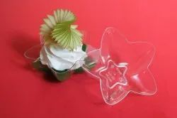 PS 26 Disposable Star Shaped Dessert Cup
