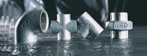 Galvanised GI Pipe Fittings - Jindal Pipe Tubes Manufacturer from Mumbai