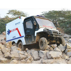 Off Road Ambulance