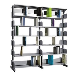 Library Book Shelf Double Sided BD2B61