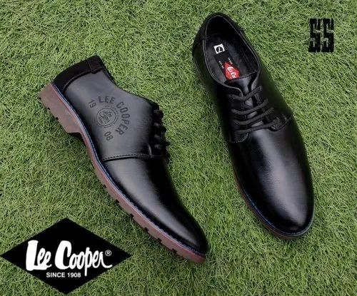 Men Leather Lee Cooper Shoes
