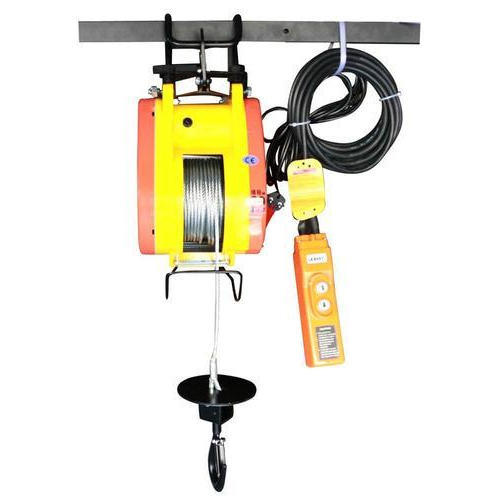 Wire Rope Hoists - Industrial Wire Rope Hoist Wholesale Trader ...