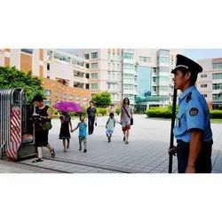 Male Evening Residence Security Guard Services, in Pan India