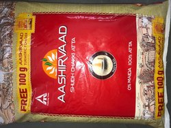 Aashirvaad Atta Ashirwad Wheat Flour, Packaging Type: Bag