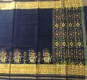 Handwoven Patola Silk Saree