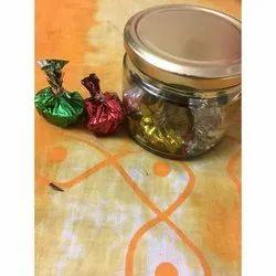 Choco Hub Fruits And Nuts Homemade Semi Dark Chocolate Candy
