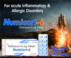 Deflazacort 6 Tablet