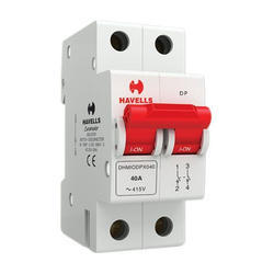 Havells MCB Switch