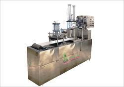 Fully Automatic Half Cooked Chapathi Making Machine