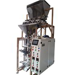 Load Cell Weigher Pouch Packing Machine