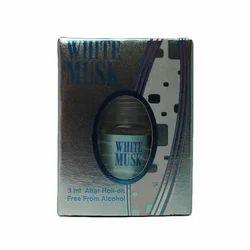 White Musk Attar Perfumes