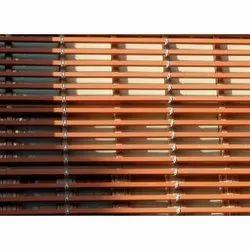 Terracotta Baguette Panels
