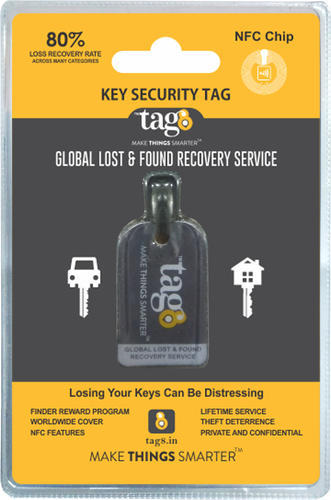 Nfc Tag8 Key Tag, Help Your Keys Find You