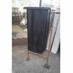 Ercon Plastic Dustbins with MS Stand