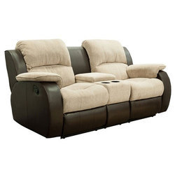 Exceptionnel Recliner Sofa Set